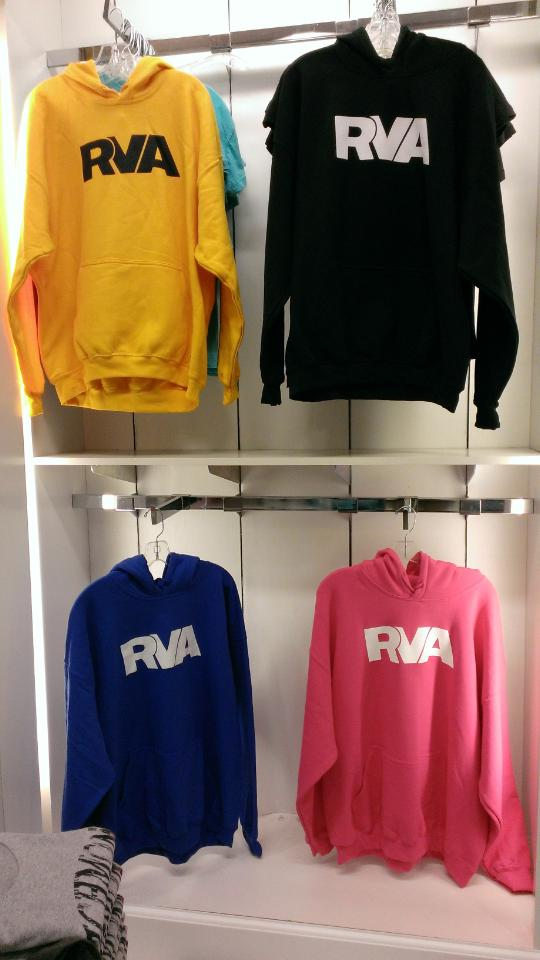 RVA Hoodies